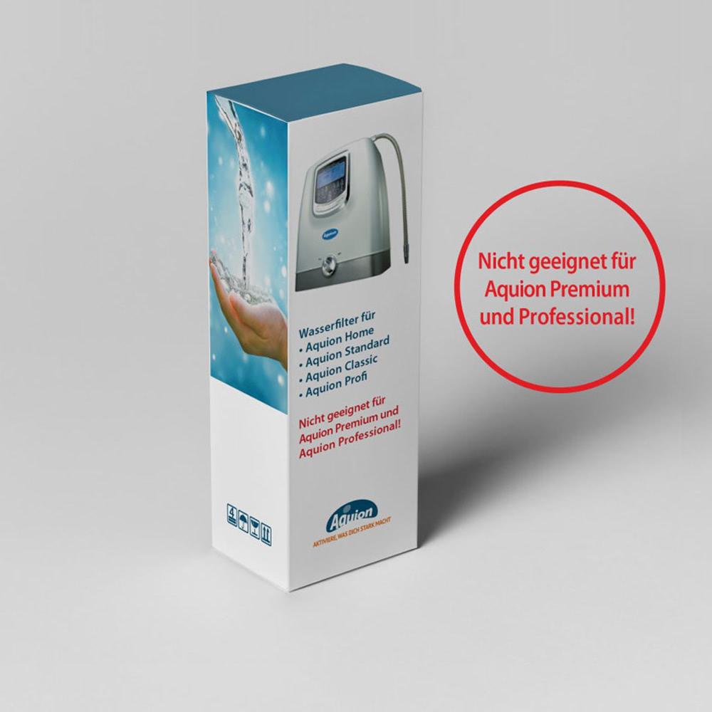 Aquion Filter für Home, Standard, Classic und Profi