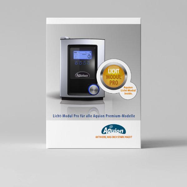 Licht-Modul Pro für alle Aquion Premium-Modelle